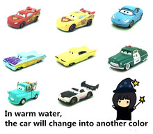 Cars change color cars 1:55 Color change DJ Color change Color change Ramone Toys Car Action Figures Mod(China)