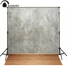 AllEnjoy photography backdrops Gray mosaic wall floor kids professional vinyl new design Computer printing cute fashion(China)