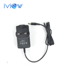 1PC Free Post UK standard PSU Power Supply Power adapter for Original Libertview memo Skybox F5 F5S F3S F3 A3 AS100