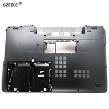 GZEELE Laptop Bottom Case FOR ASUS K73 K73BY K73T X73 AP0J2000600 Base Cover MainBoard Bottom Casing D case Laptop case black(China)