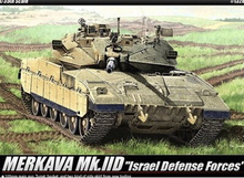 ACADEMY 13286 1/35 Scale  Merkawa MK.IID  Plastic Model Building Kit