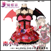 Love Live Minami Kotori Little Devil Awaken Dress Custom Made Uniforms Cosplay Costume Free Shipping