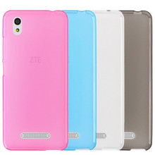 ZTE Blade X3 Case Blade T620 Case Soft Frosted TPU Gel Cover Fundas For ZTE Blade X3 D2 T620 Back Cover Silicone Rubber Skin