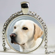 Custom Pet Pendant Dog Necklace Photo of Your Dog Pet Lover Gift for Dog Lover Your Pet Photo Pet Memorial Custom Necklace