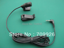 Linhuipad 3.5mm Lapel Microphone Cheap Microphone For Car Radio GPS DVD Receiver/ Microphone manufacture