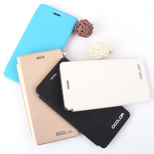 For Bluboo Picasso Free Shipping Best Quality Leather Flip ShockProof Case Cover Blue Sky