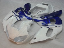 Full Body Kits for YAMAHA YZFR6 1998 - 2002 98 99 White Blue Body Kits YZF600 R6 2001 Fairing Kits YZF R6 01 02(China)