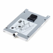 Hard Drive HDD Caddy Case Disk Tray Cover With Screws For HP EliteBook 2760P VCK75 P51(China)