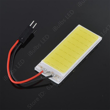 1Pcs Best Price T10 W5W 194 168 36 LED COB Chip Car Auto Interior Light Panel Reading Map Bulb Lamp  Festoon Dome