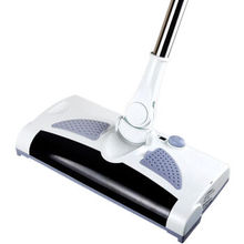 Handheld Wireless Electric Sweep Machine Electric Floor Mop Automatic Rotary Ground Mopping Cleaner Device Rechargeable Battery(China)