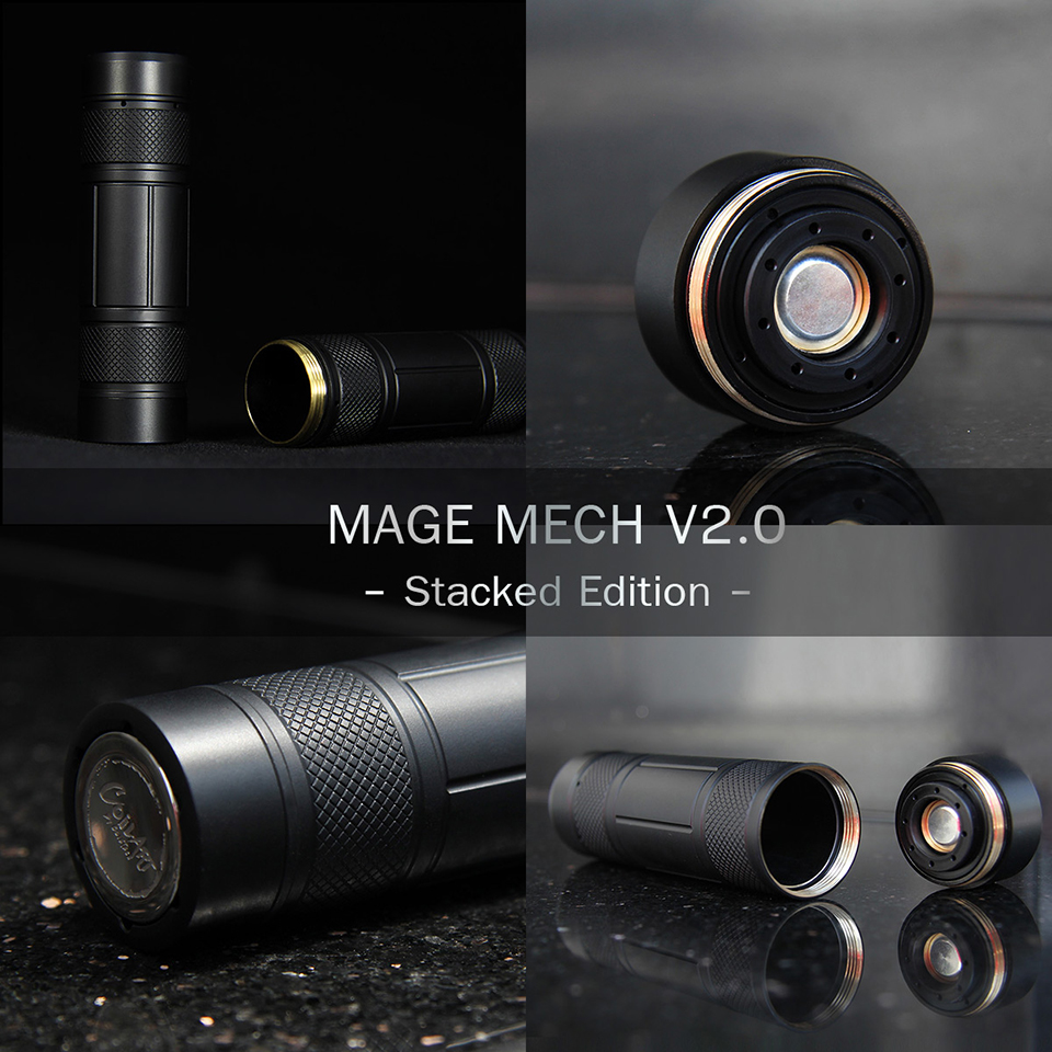 MAGE MECH V2.0 Stacked Edition - 02