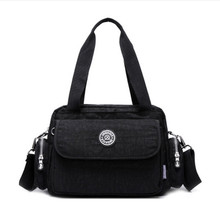 Hobo ladies handbags simple designer waterproof nylon bag big shoulder bag main fake handbag Crossbody Bag cheap womenbags canta