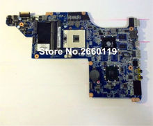 laptop motherboard for HP DV6 603643-001 system mainboard fully tested and working well with cheap shipping