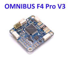 F4 OMNIBUS F4 Pro V3 Flight Controller Board Built-in OSD Barometer For FPV Quadcopter(China)