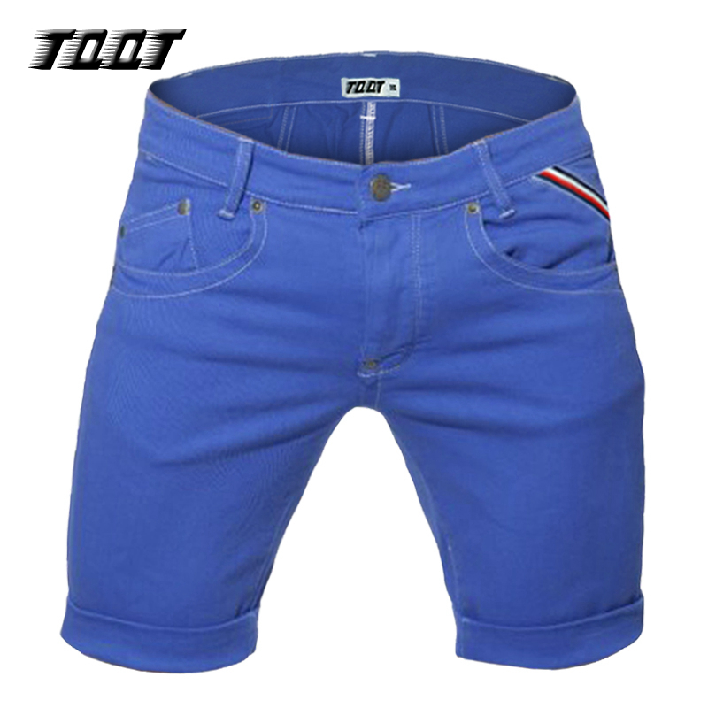 TQQT man ruched jeans midweight slim short jeans straight low waist calf length short solid colored knee short jeans 5P0572Одежда и ак�е��уары<br><br><br>Aliexpress