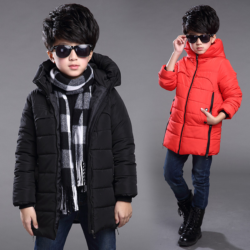 2016New Boys Parka,Childrens Jackets For Boys Winter Coat,Childrens Winter Jackets Clothes For Boys Winter Jacket Baby ClothesÎäåæäà è àêñåññóàðû<br><br>