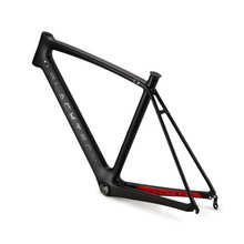 Xingzhe Full Carbon Bicycle frame Mountain bicycle frameset Lightweight bike frame Size 49 Free Shipping EMS