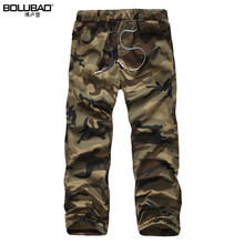 2017 Hot Sale Clothing Camouflage Military Men Pants Fashion Mens Cargo Pants Quality Cotton Casual Pants Men Free Shipping