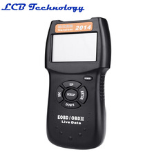 2016 New Arrival Can Scan D900 Auto Scan Tool D900 CANBUS D 900 EOBD / OBD2 AUTOP Code Reader D900 2014 Version Best Quality(China)