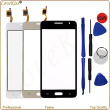 Buy Touch Screen Outer Glass Samsung Galaxy Grand Prime G530 G530H G530F Duos G531 G531F Sensor Panel Digitizer Display Lens for $4.84 in AliExpress store