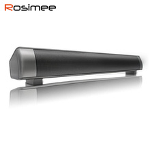 Rosimee LP-08 LP08 Wireless Bluetooth Speaker 10W Subwoofer TV PC Deskop Soundbar Stereo Super Bass Altavoz port til For TV PC