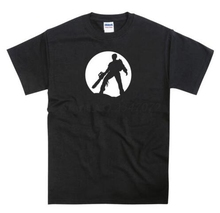 Evil Dead Ash Bruce Campbell Zombie Chainsaw T-shirt(China)