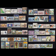 New Zealand Country 100 PCS / Lot All different No Repeation In Good conditon For Collection , Use Mail Post Stamps(China)
