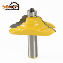 CMCP! 1pc 2-1/2'' Convex milling cutter router bit for woodworking Molding and Edging Router Bit