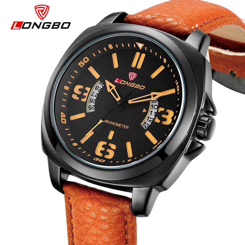 LONGBO Brand Hours Digital Watch relojes para hombre Mens Clock Quartz Relogio Masculino Military Sport Casual Wristwatch 80195<br><br>Aliexpress