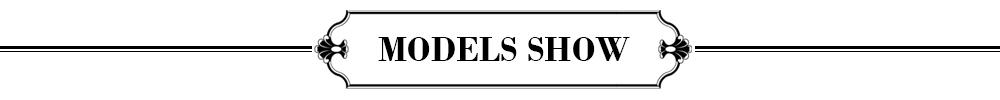 3. MODELS SHOW