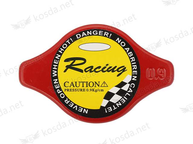 KD1626-RD Racing Radiator Cap1