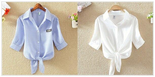 HTB1R8wWSpXXXXX3XVXXq6xXFXXXP - Women Summer Chiffon Blouse Plus Size Short Sleeve Casual Shirt