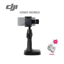 Freeshipping Original DJI OSMO Mobile Handheld Gimbal 3-Axis with osmo base handheld gimbal In stock best christmas gift