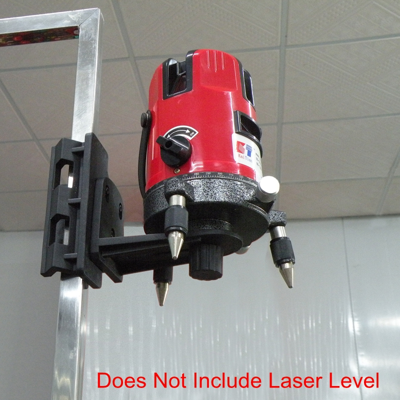 KaiTian Laser Levels Bracket 14 or 58 inch for Extension Rod and Adjustable Height 5 Lines Vertical Horizont Nivel Laser Tools