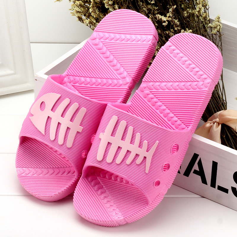 Summer Women Sandals Beach Platform non-slip Slippers Bathroom Fish Bones Slippers Casual Shoes Female Fashion Soft Flip Flops<br><br>Aliexpress