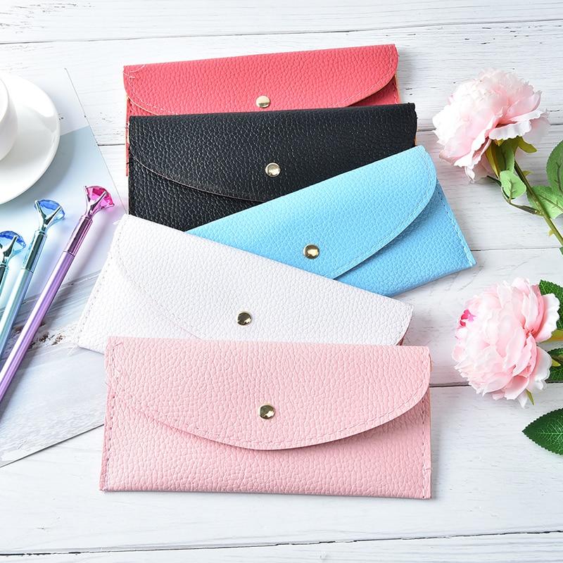 Women Wallet Long Wallets Popular Clutch Bags Coin Purse Handbags Casual Lady Leather Wallets New Arrival
