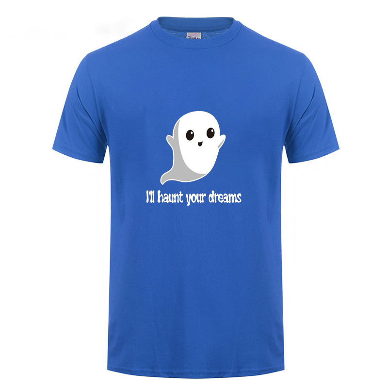 Helendava kummitusega T-särk