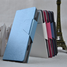 Coque Fundas For Samsung 8700 Silk Leather Flip Cover With Card Holder Stand Case For Samsung Omnia 7 I8700 Capa Para