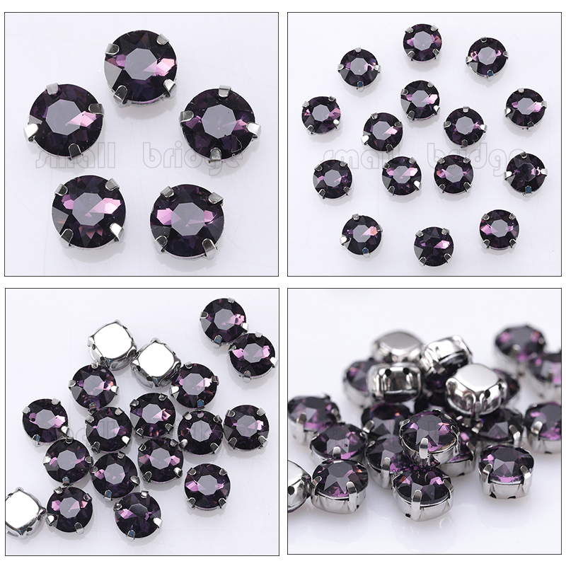 Glass Stone For Clothing (21)