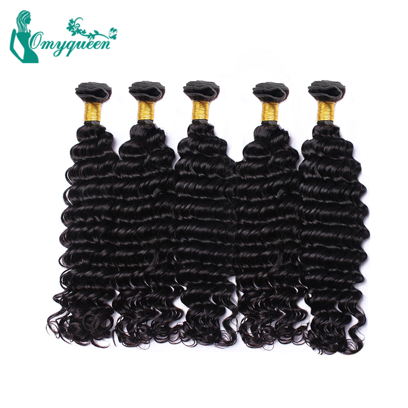 Rosa hair products 5A deep wave 4pcs/lot Eurasian virgin hair weaves human hair extension natural color Free shipping<br><br>Aliexpress