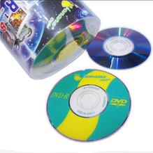 8cm High quality mini empty / blank record DVD disc / disk for DVD-R for VCR camera 1.4GB/30MIN 50PCS