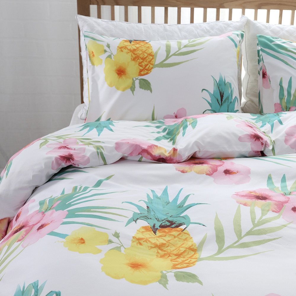 pineapple bedding set (1)