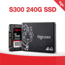 Tigo S300 240GB Solid State Drive 2.5 Inches SSD Hard Disk With SATA3 6Gb/s InterfaceAsynchronous Signal Recovery Technology(China)