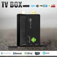 MK809 IV Android 5.1 TV Dongle RK3229 1G / 8G UHD 4K HDMI KODI / XBMC Mini PC Miracast / DLNA H.265 WiFi Smart Media Player(China)