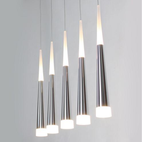 1pcs Modern led Conical pendant light Aluminum&amp;metal home hang lamp dining/living room bar cafe droplight fixture<br><br>Aliexpress