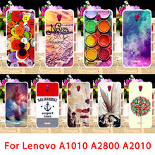 Mobile Phone Cases For Lenovo Vibe B A2016 A1010 A2010 A20 A Plus A1000 A2580 A2800D Case Girl Back Covers Housings Sheaths Skin