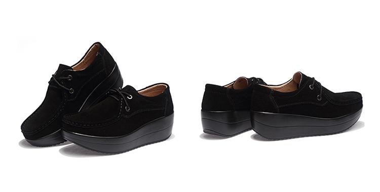 HX 3213-2 (14) 2017 Autumn Winter Women Shoes Flats