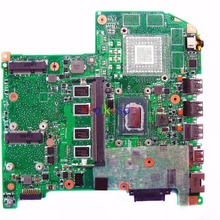 SHELI FOR ACER Aspire M5-582PT Laptop Motherboard W/ I3-3227U CPU NB.M3J11.004 JM50 MAIN BOARD DDR3L Test ok