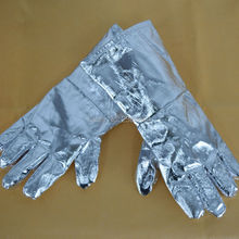 Free Shipping New type thermal insulation high temperature heat resistant gloves