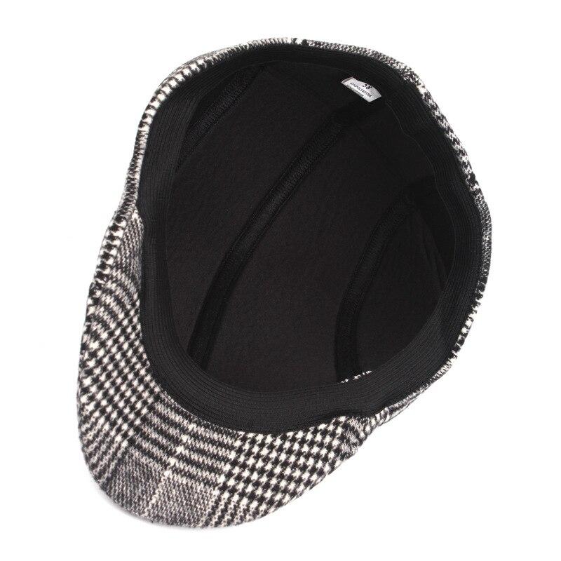 berets caps for men